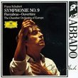 Schubert: Symphony No.9 & Fierrabras Overture - Claudio Abbado (Conductor), Chamber Orchestra of Europe (Performer) [Import]