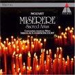 Mozart: Miserere - Sacred Arias