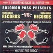Solomon Poss Presents Vanguard Records Vs. Sugar Hill Records