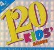120 Kid's Songs