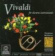 Vivaldi for diverse instruments / PBO · McGegan
