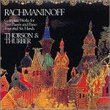 Rachmaninoff: Complete Works for Two Pianos and Piano Four and Six Hands