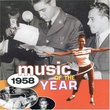 Music of the Year: 1958