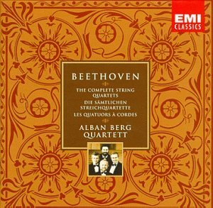 Ludwig van Beethoven Alban Berg Quartet Gerhard Schulz Hatto Beyerle Thomas  Kakuska Valentin Erben Guumlnther Pichler - Beethoven The Complete String  Quartets Alban Berg Quartet (67 tracks) +Album Reviews
