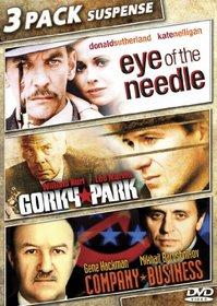 Eye Of The Needle/Gorky Park/Company Business