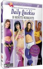 Dance Fitness for Beginners: Daily Quickies - Ten Minute Workouts