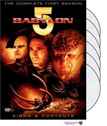 Babylon 5 - The Complete First Season