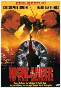 Highlander - The Final Dimension (Special Director's Cut)