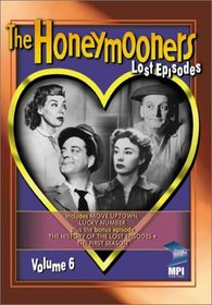 The Honeymooners - The Lost Episodes, Vol. 6