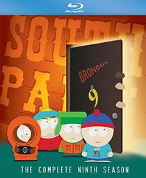 South Park: The Complete Ninth Season [Blu-ray]