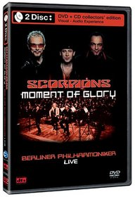 Scorpions: Moment of Glory - Live with the Berlin Philharmonic Orchestra