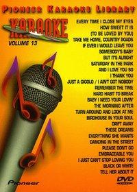 Karaoke / 25 Song Karaoke Library 13