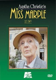 Miss Marple, Set 2 (The Moving Finger / Nemesis / Murder at the Vicarage / At Bertram's Hotel / They Do It with Mirrors)