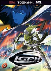 IGPX - Immortal Grand Prix, Vol. 3