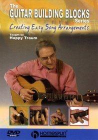 DVD-The Guitar Building Block Series-Creating Easy Song Arrangements