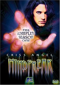Criss Angel - Mindfreak - The Complete Season One