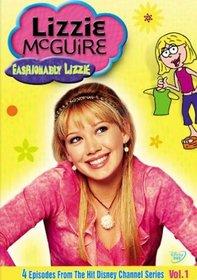Lizzie McGuire - Fashionably Lizzie (TV Series, Vol. 1)