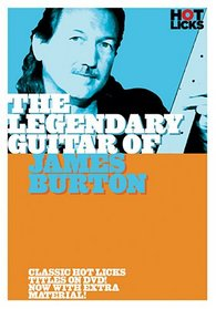 The Legendary Guitar of James Burton