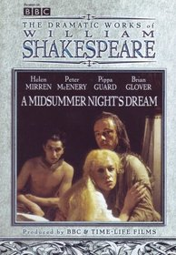 The Dramatic Works of William Shakespeare A Midsummer Night's Dream