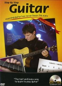 Learn by DVD: Guitar