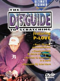 Ultimate Beginner DJ's Guide to Scratching (DVD)