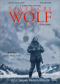 Never Cry Wolf (Full Screen Edition)