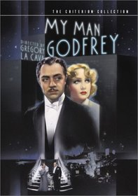 My Man Godfrey - Criterion Collection