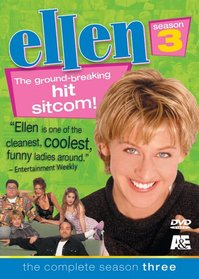 Ellen - The Complete Season Three