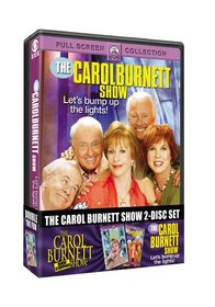 The Carol Burnett Show - Let's Bump Up The Lights/Showstoppers (2-disc set)