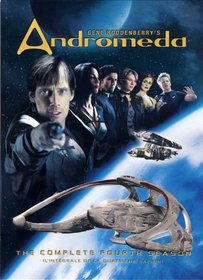 Andromeda - The Complete Fourth Season (Boxset)
