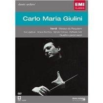 Verdi - Requiem / Sandor Konya, Grace Bumbry, Ilva Ligabue, Raffaele Arie, Carlo Maria Giulini, Philharmonia Orchestra