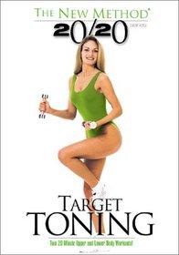 The New Method 20/20 - Target Toning