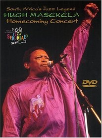Hugh Masekela - Homecoming Concert
