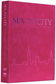 Sex and the City - The Complete Series (Collector's Giftset)