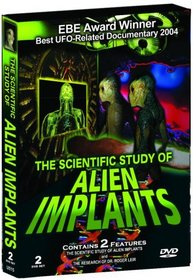 The Scientific Study of Alien Implants - Dr. Roger Leir - 2 DVD Research Edition