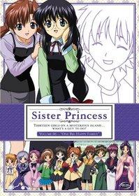 Sister Princess - One Big Happy Family (Vol. 6)
