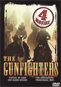 The Gunfighters 4 Movie Pack