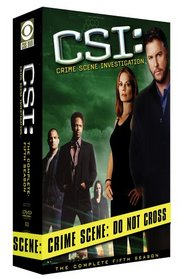 C.S.I. Crime Scene Investigation - The Complete Fifth Season