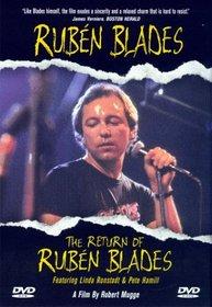 Ruben Blades: The Return of Ruben Blades