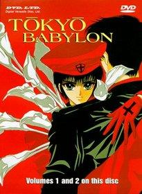 Tokyo Babylon 1-2