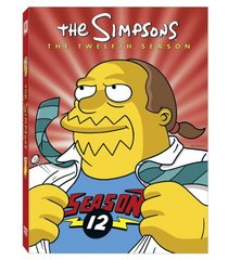 The Simpsons: The Complete Twelfth Season