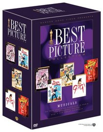 Best Picture Oscar Collection - Musicals (My Fair Lady Special Edition / An American in Paris / The Broadway Melody of 1929 / Gigi / The Great Ziegfeld)