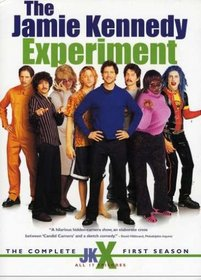 The Jamie Kennedy Experiment - The Complete First Season