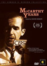 The Edward R. Murrow: The McCarthy Years