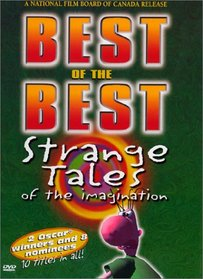 Best of the Best - Strange Tales of the Imagination