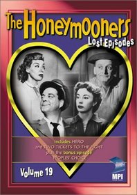 The Honeymooners - The Lost Episodes, Vol. 19