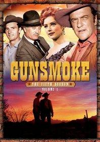 Gunsmoke: The Fifth Season, Vol. 1