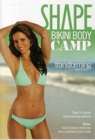 Shape: Bikini Body Camp Transforming Workout