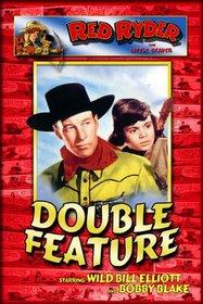 RED RYDER DOUBLE FEATURE Vol 1: San Antonio Kid & Cheyenne Wildcat