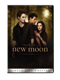 The Twilight Saga: New Moon (Single-Disc Edition)